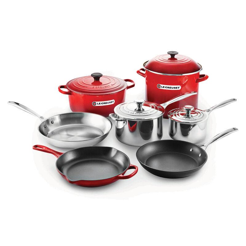 Ultimate Cookware Set (11 Pieces)   Le Creuset® Canada ...